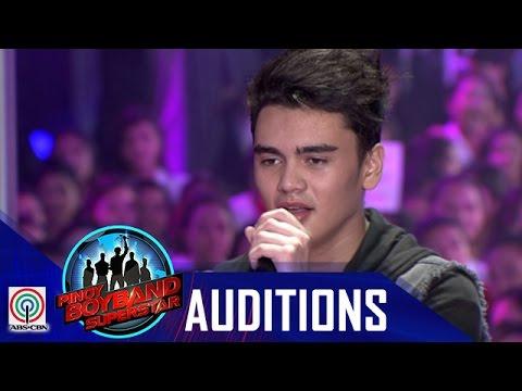 "Pinoy Boyband Superstar Judges' Auditions: Tonio Banach – ""Hahahasula"""