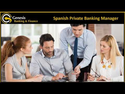 Fantastic Opportunity for a Spanish Private Banking Manager based in Luxembourgh