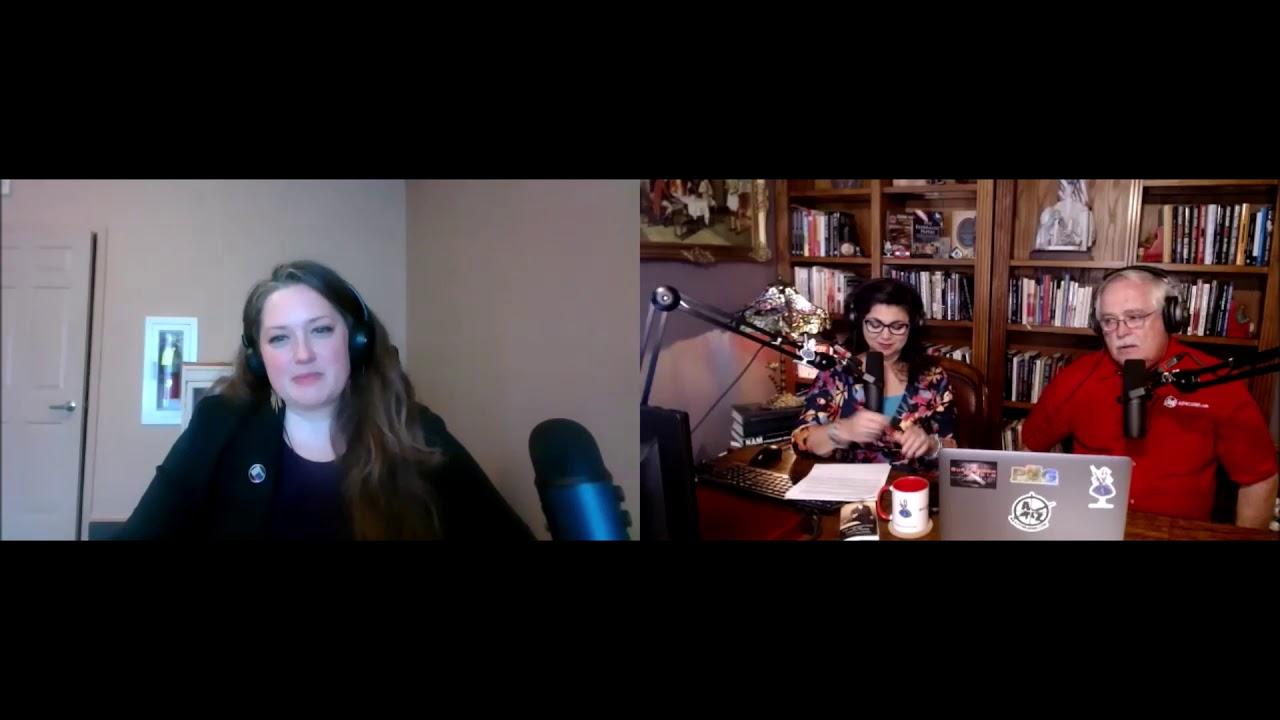 GunFreedomRadio EP198 The Ameri-CAN Series: Hold My Guns with Sarah Joy Albrecht