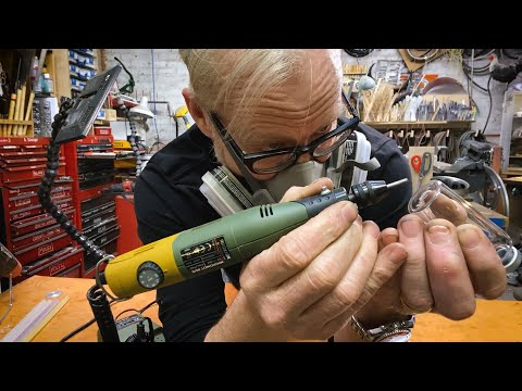 Adam Savage's Favorite Tools: Glass-Cutting Rotary Bit