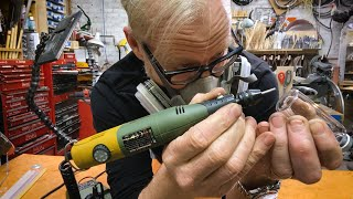 Adam Savage's Favorite Tools: Glass-Cutting Rotary Bit
