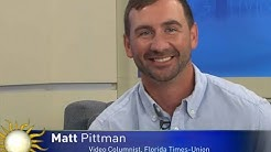 Watch MATT ABOUT JAX: Seafood Festival, Veg Fest, Mutt March, and More