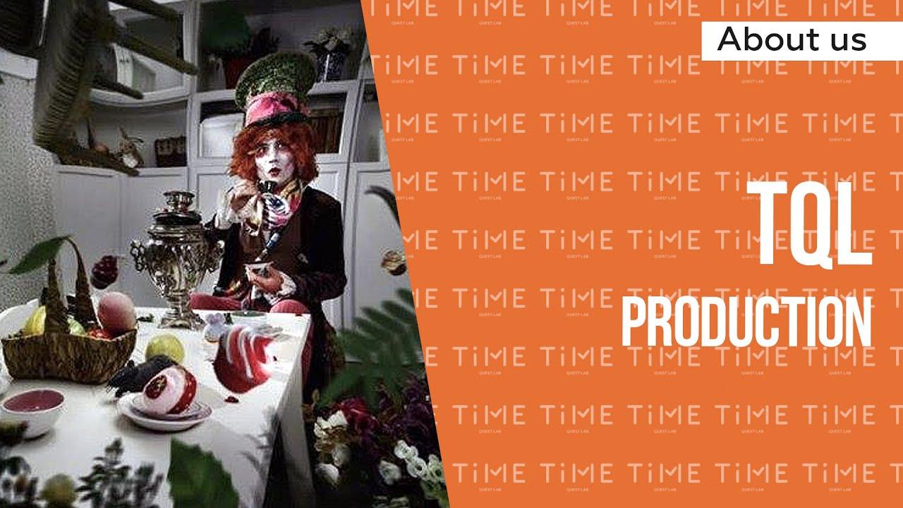 TiME Quest Lab   Escape Room Production