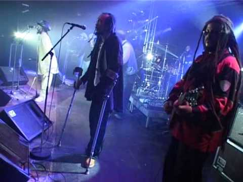 Israel Vibration live and jamming at Rouen France 2003