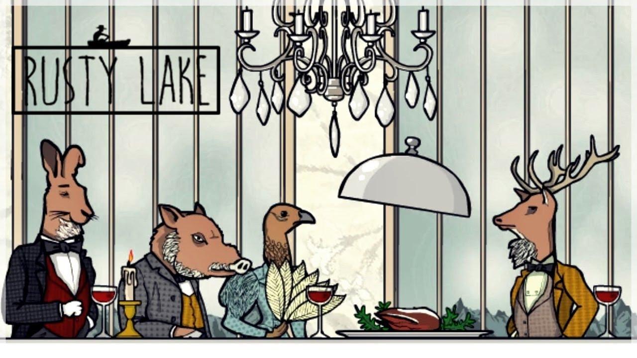 『銹湖:旅館』我好像鴿錯肉了 - YouTube