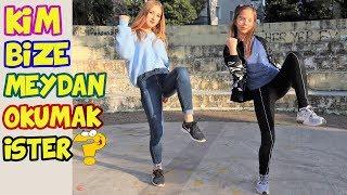KİM BİZE MEYDAN OKUMAK İSTER ? 1 Günlük Telefon Numaranı Ver | Dans Şarkı - Eğlenceli Çocuk Videosu