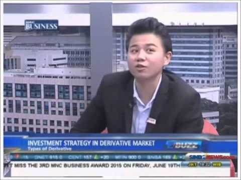 Interviewing on MNC Business Channel