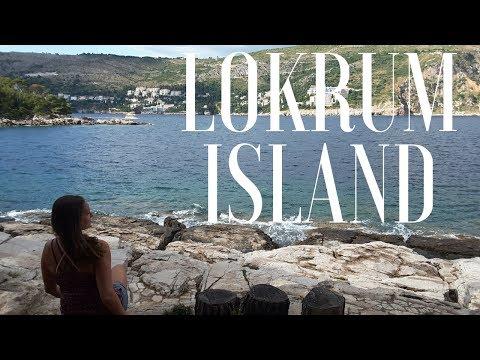 The Perfect daytrip to Lokrum Island  | TRAVEL TO CROATIA
