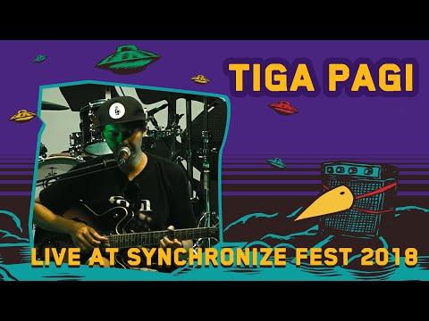 Tiga Pagi Live At SynchronizeFest - 7 Oktober 2018
