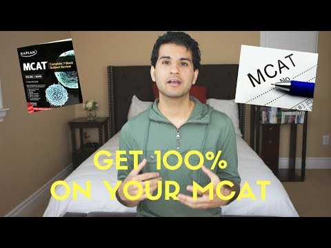 How I Scored in the 100th Percentile on the MCAT | MedBros