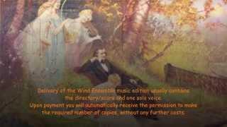 """Träumerei aus """"Kinderszenen"""", op. 15 von Robert Schumann für Akkordeonquartett"""