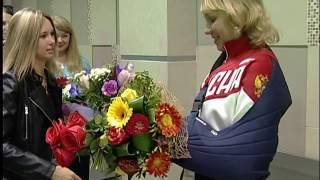 Интервью с  президентом федерации бокса Челябинска Сергея Козловцева на встрече призера ОИ 2016 Анас