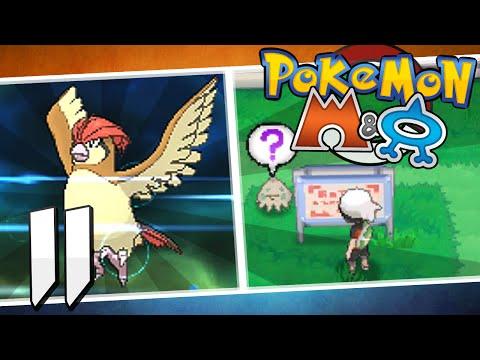 Pokémon Omega Ruby and Alpha Sapphire - Episode 11 | Verdanturf Town Training!