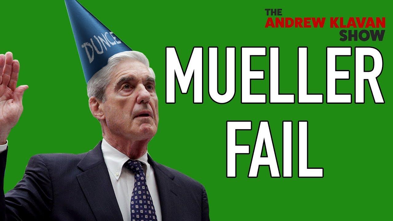 Mueller Legal Standard Fail