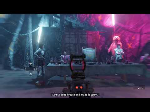 Far Cry New Dawn Walkthrough Part 38 Death Cutscene What Happens If No Handcuff Youtube