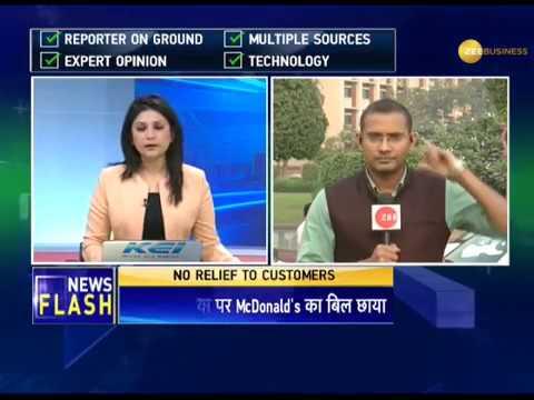 News@4: No relief to customers even after GST rate on restaurants slashed to 5%