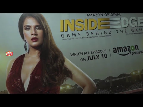 Amazon Originals Inside Edge Web Series Season 2 : Tanuj Virwani, Richa  Chadha, Sayani Gupta