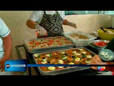 Araçatuba: Asilo São Vicente prepara almoço especial para idosos na sexta-feira da Paixão