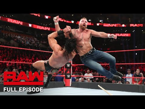 WWE Raw Full Episode, 25 March 2019