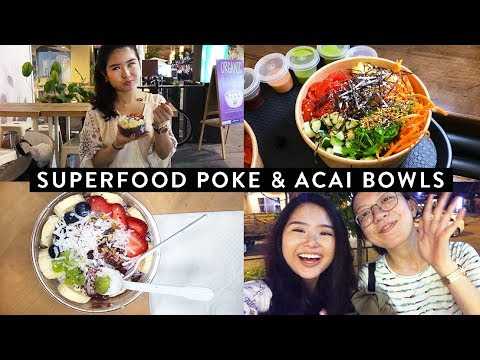 Worth The Hype? Superfoods in Singapore | SLURP! Ep. 2 ☼