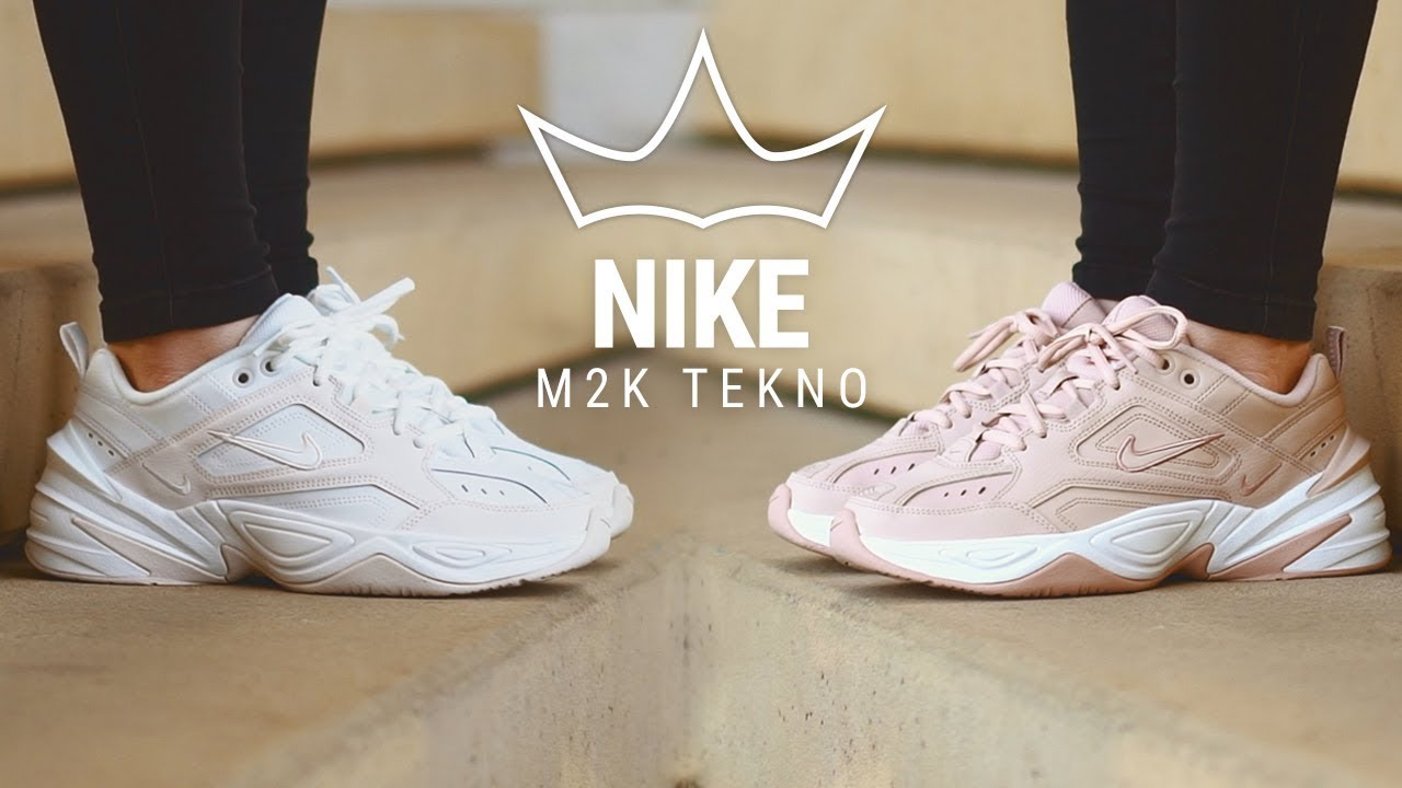 NIKE M2K Tekno On Feet Video