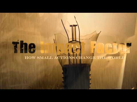 Logo Video for The Impact Factor Movie