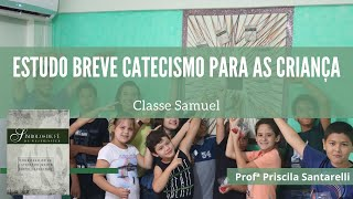 Perguntas e Resposta Classe Samuel