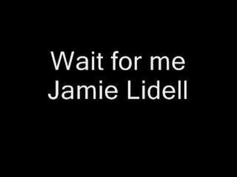 Wait for me - Jamie Lidell