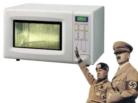 Pm01 Microwave Oven Dangers