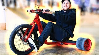 INSANE NEW PRO DRIFT TRIKES!