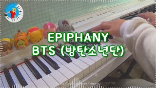 BTS (방탄소년단) - Epiphany | Piano Cover [Sheet Music]