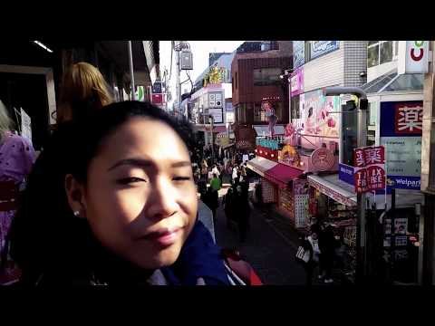 Our Trip To Tokyo Japan 2017 Episode 8