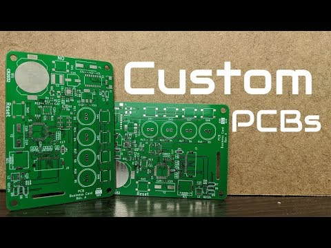 c1189971e How To Make Your Own Printed Circuit Boards (PCB) - YouTube