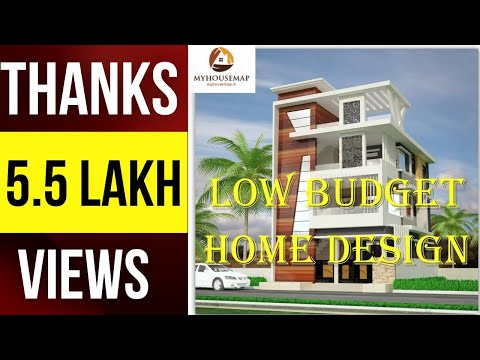 low budget home designs | Indian small house design ideas