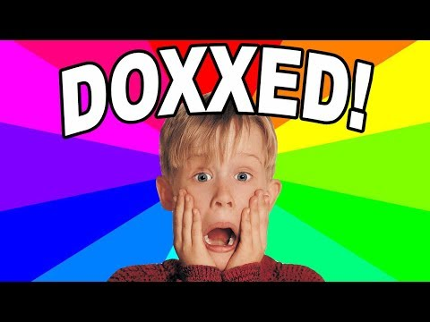 I GOT DOXXED!!! My response to the hate and future of the channel!