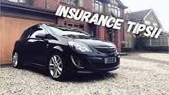 Insurance Tips!!