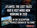 """[NEW 2018] Atlantis The Lost Tales """"HUB & VISIT MODE"""" *UPDATE V2.1* Review PC Windows 10 (CRYO 1997)"""