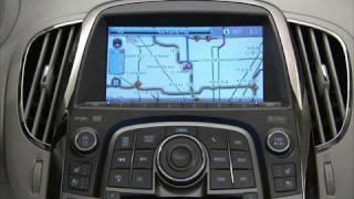 Buick LaCrosse Navigation Radio
