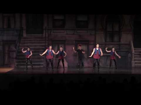 "Dream Center Dance Academy ""Dust My Shoulders Off"""