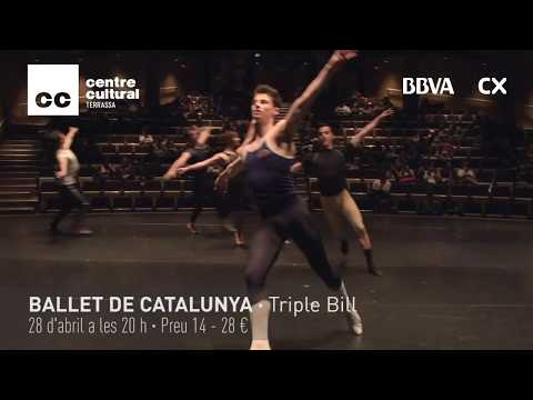 Dansa · Triple Bill Ballet de Catalunya