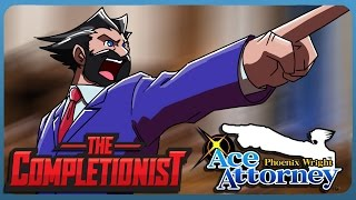 Phoenix Wright | The Completionist