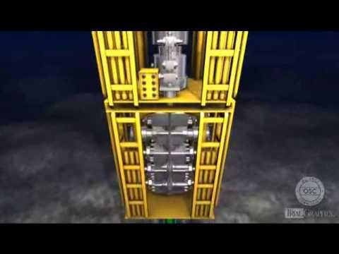 Deepwater Horizon Aufbau