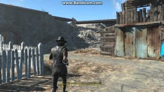 Fallout 4 Обход лимита на постройку How to build over limit