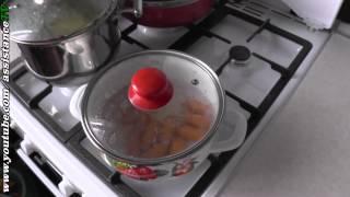 Как варить сосиски / Отвариваем сосиски в кастрюле
