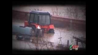 Правила за поведение при наводнение(Информационната кампания