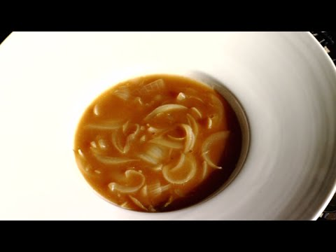 Recette soupe l 39 oignon m t o la carte youtube - Recette meteo a la carte ...