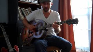 SETH WALKER - Gee Baby Ain't I Good To You (Blue Notes Video Series)