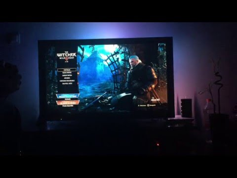 Stream PC/Steam games to the Raspberry Pi! (The Witcher 3 test)
