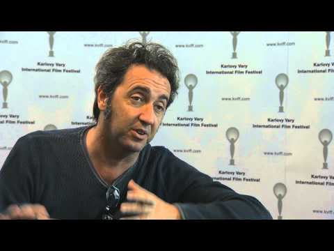 Interview with Paolo Sorrentino / Rozhovor s Paolem Sorrentinem