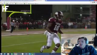 BIGGEST FOOTBALL HIT EVER (REACTION)
